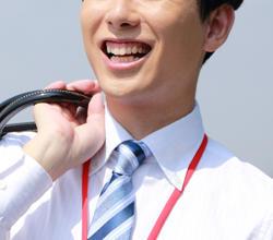 高い競争倍率の中から見事、日本を代表する大手放送局へご入社