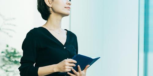 <公認会計士 特別インタビュー>存在感を価値に。