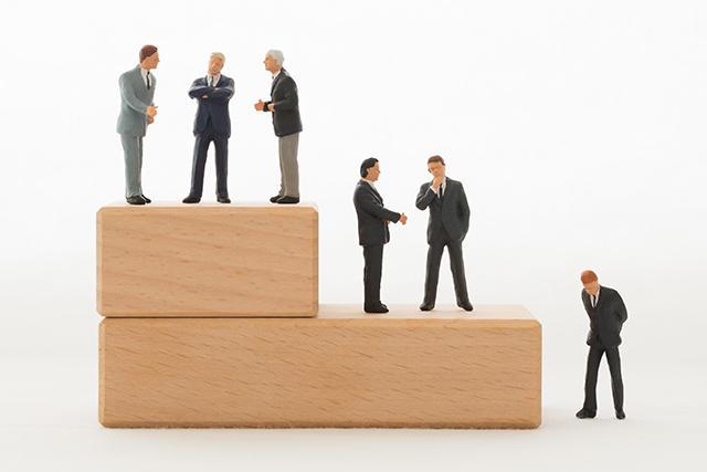 公認会計士の主な勤務先ごとの年収比較