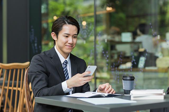 転職エージェントを使えば、効率よく求人を探せる