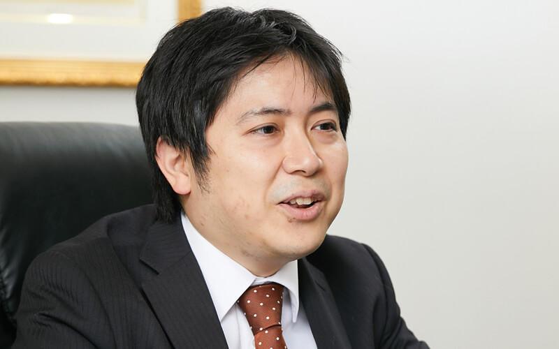 ジュニア・マネージャー 加藤様